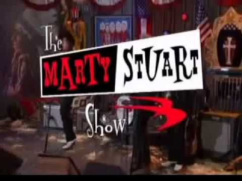 Marty Stuart Show Guest Stonewall Jackson