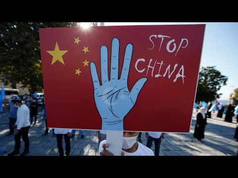 Independent report claims evidence of Beijing's 'intent to destroy' Uyghur people