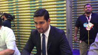 Minority Report FOX TV Series Cast Signing SDCC 2015