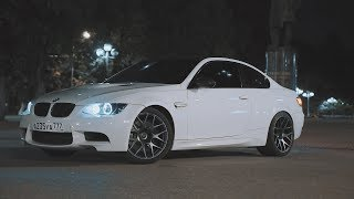 FREDDIE MERCURY SHOW MUST GO ON. BMW M3 E92. M3 POWER FILM. THE POWER OF LOVE 420 HP.