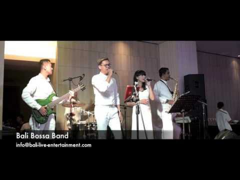 "Bali Bossa Band ""Janji Suci"" - Wedding, Event, Jazz Band Bali"