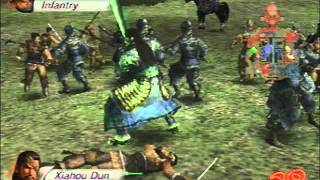 [PS2] Dynasty Warriors 4 Gameplay