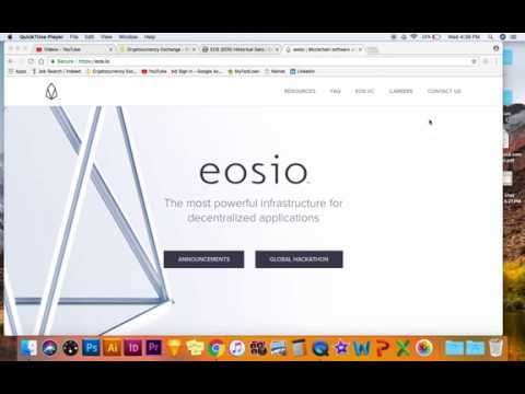 eos is only going up in value