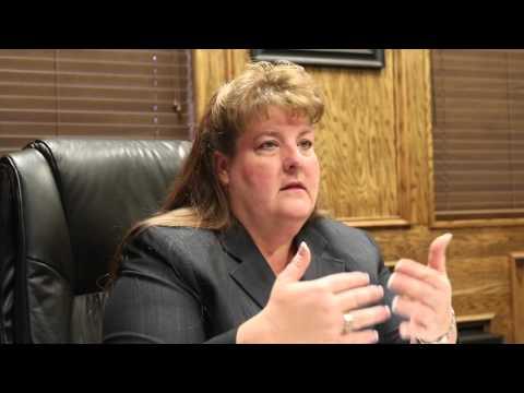 Tulsa County acting sheriff Michelle Robinette discusses CSI report