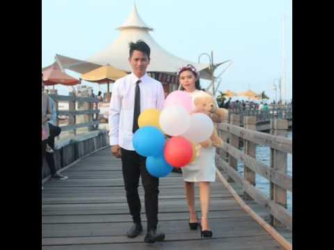 Pre Wedding Pantai Ancol Agus Chika Youtube