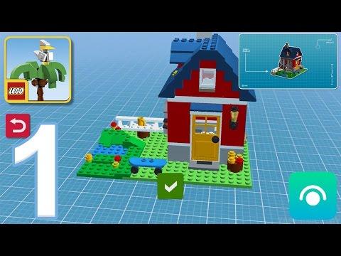 LEGO Creator Islands - Gameplay Walkthrough Part 1 (iOS, Android)