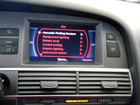 2005 audi a6 4 2 quattro with navigation youtube. Black Bedroom Furniture Sets. Home Design Ideas