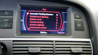 2005 Audi A6 4.2 Quattro with Navigation.