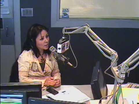 Keith Larson interviews Victoria Gonzalez 3-29-10