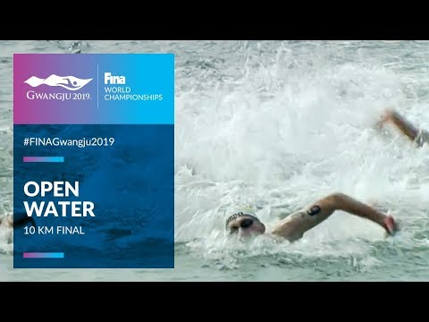 Open Water - Men 10km | Top Moments | FINA World Championships 2019 - Gwangju