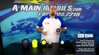 Choosing The Right Tires And Wheels For Your RC Car Or Truck: A Main Hobbies RC Talk