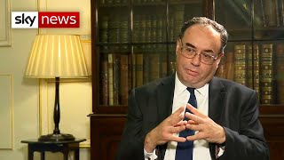 'Big downside risk' for economy warns Bank governor