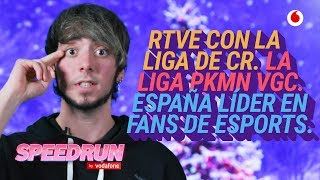 Speedrun 21/12 : El torneo de RTVE,  Audiencia española y mucho más