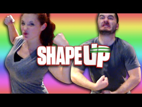 EXTREME WORKOUT CHALLENGE - Shape Up