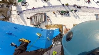 GoPro HD: Winter Teva Mountain Games - Ice Climbing