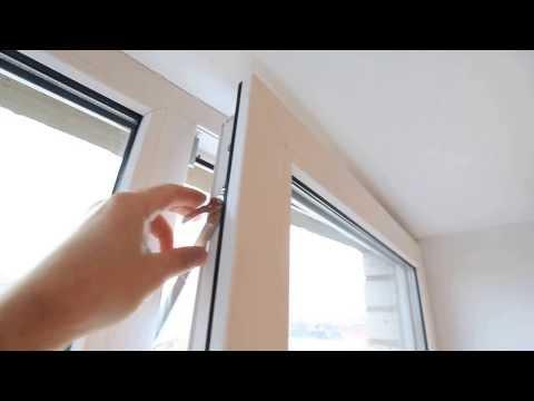 Защита от детей на окна. Все гениальное просто.