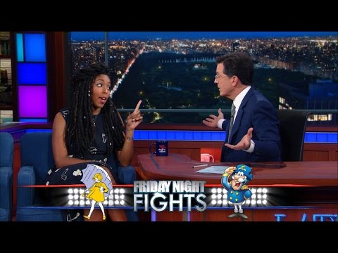 Friday Night Fights with Jessica Williams