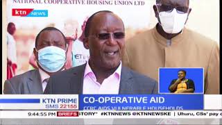 Co-operative Aid: CCRC aids vulnerable households