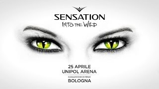 Sensation Italy 2014 'Into The Wild' trailer