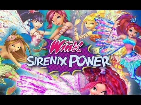 Winx Sirenix Power - Винкс Клуб Сила Сиреникс