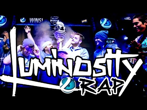 ♪Luminosity Gaming - [Rap da Luminosity Campeã em Columbus] - Méqui Huê