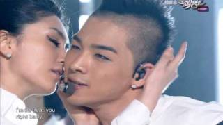[K-Chart] #4. I Need A Girl - TaeYang (feat. G Dragon) (2010.7.9 / Music Bank)