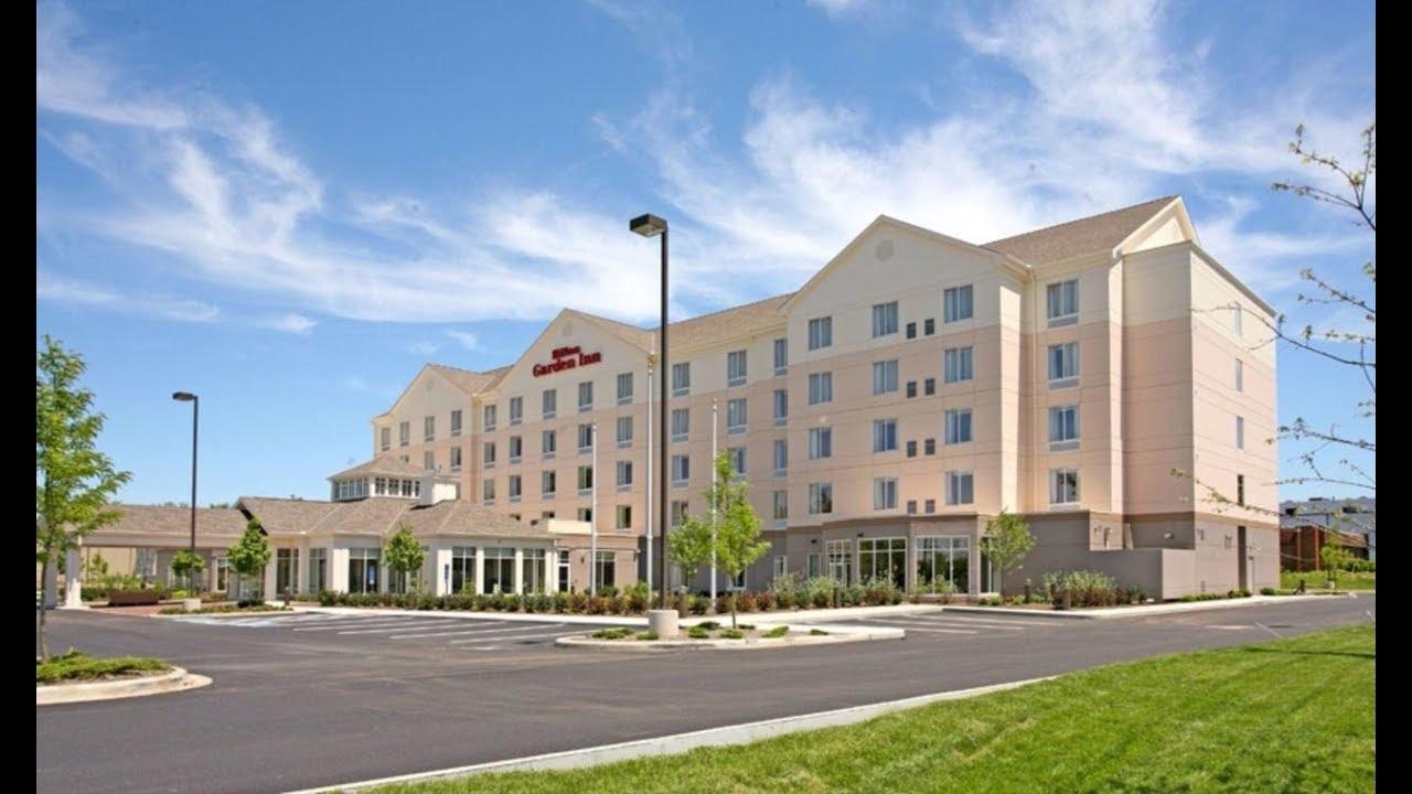 Hilton Garden Inn Cincinnati Blue Ash Blue Ash Hotels Ohio Youtube