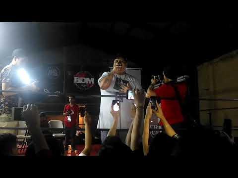 Sony Rodriguez en CatedRap Guatemala