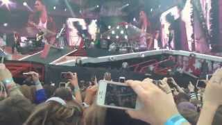 One Direction-Intro Video & Midnight Memories, Edinburgh, 3/6/14