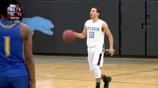 LMC Varsity Sports - Boys Basketball - MLK at Rye Neck - 12/12/18