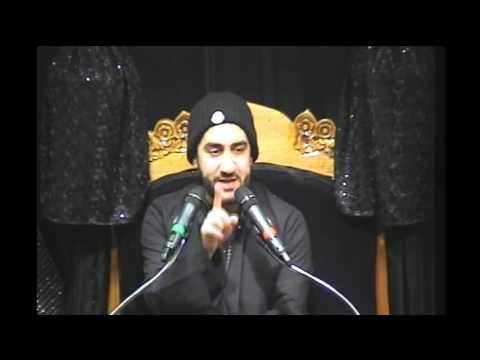 Imam Sadiqs Supplication for Sustenance - Dr Sayed Ammar Nakshawani - Muharram 2nd Night 1438 / 2016