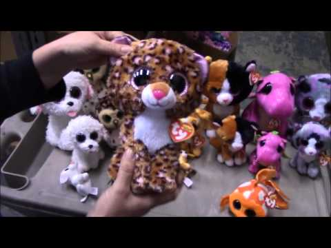 TY Beanie Boos - New Releases Spring 2016 Review - BBToyStore.com 1408110f040