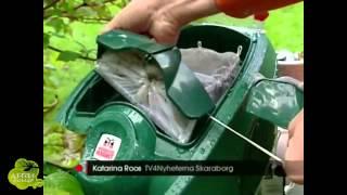Скандинавский геноцид комаров. Массовое истребление комаров ловушкой Mosquito Magnet