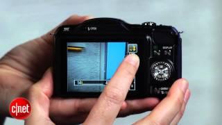 the interchangeable lens panasonic lumix dmc gf5 first look
