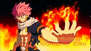 Nightcore Burn KSHMR DallasK