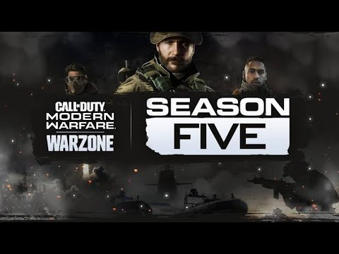 Call Of Duty Modern Warfare Warzone Official Season 5 Trailer 1080p Youtube