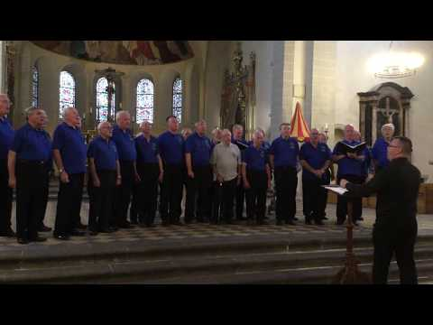 Aughton Male Voice Choir - Koblenz Cathedral 2016