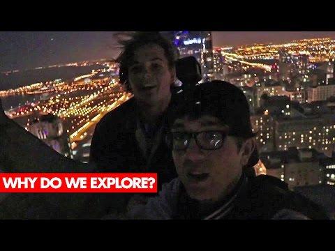 Why do we Explore? (URBEX Film)