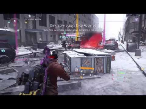 The Division High End First Wave M1A Drop (Clear Sky Update 1.2 GS 204)