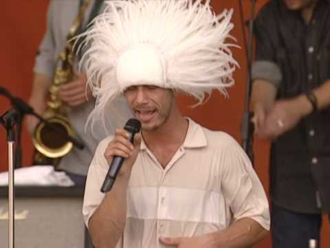 Jamiroquai  Virtual Insanity  7231999  Woodstock 99 East Stage