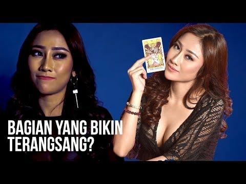 Sherly Curhat Pengalaman Diramal Pakai Kartu Tarot | Rising Star October 2018
