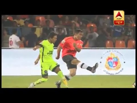 Bollywood Vs Indian Cricket Team: Dhoni and company won the football match