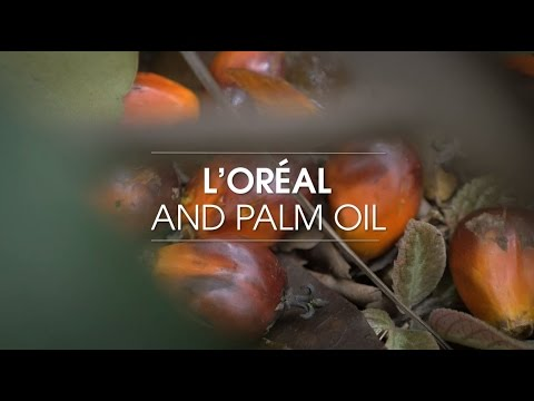 The L'Oréal approach to ensure the full traceability of palm oil and its derivatives