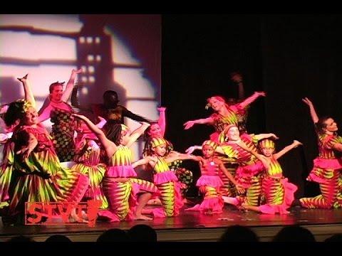 Jeh Kulu's West African Dance & Drum [SIV 52]