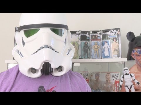 "Zack Ryder checks out Hasbro's ""Star Wars"" 40th Anniversary figures: WWE Unboxed with Zack Ryder"