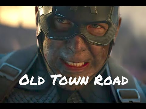 Captain America - Old Town Road By Lil Nas X