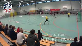 180113 Hallenhockey 2.Bundesliga - RRK 1. Herren vs Dürkheimer HC Highlights