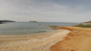Греция, Крит, пляж на острове Kalydon (Greece Crete Kalydon island beach)(Греция, Крит. Май-июнь 2016 Full HD 60FPS Замечательный пляж на острове Kalydon. Чистый песок. Рядом есть еще несколько..., 2016-06-22T12:08:15.000Z)