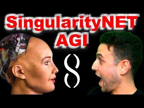 The Future of AI? SingularityNET AGI Token Review