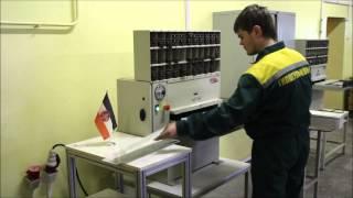 Гидравлический пресс для штамповки UTAL PT-400(Пресс РТ-400 используется в производстве государственных регистрационных знаков транспортных средств...., 2014-05-15T07:21:20.000Z)